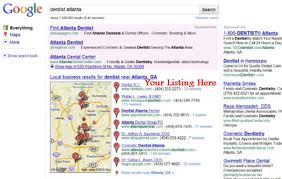 Local Search Marketing Service using Google Places
